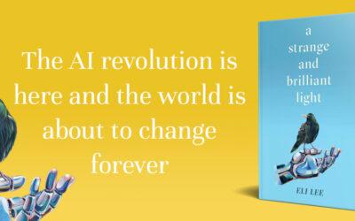 A Strange and Brilliant Light: Mackenzie Jorgensen interviews AI novelist